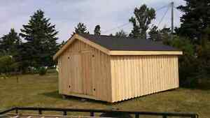 High quality storage sheds and more