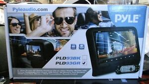 PYLE PLD93BK (Headrest) Widescreen Multimedia centre (New!)