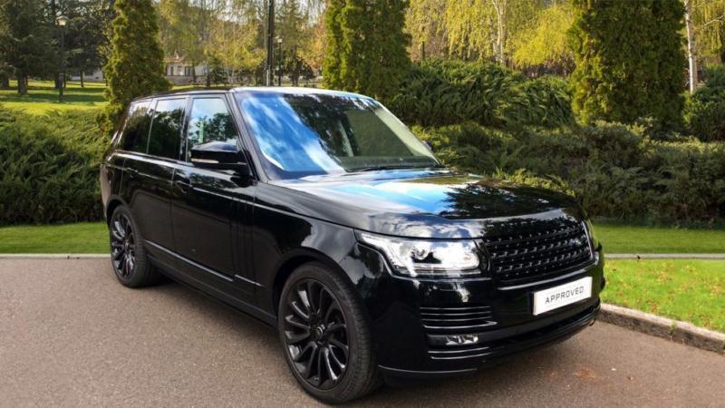 2017 Land Rover Range Rover 5.0 V8 Supercharged Autobiogra Automatic Petrol Esta