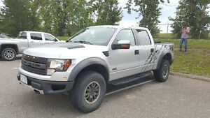2011 Ford F-150 SVT RAPTOR Pickup Truck Prince George British Columbia image 3