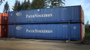 40ft ,20ft, 53ft seacans new and Used available containers