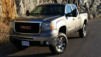 "2009 GMC 3500HD 1 ton, Crew Cab ""Short Box"" Duramax"