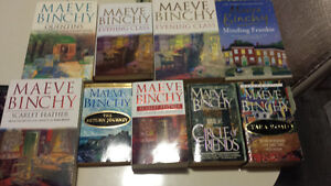 Small Maeve Binchy Paperback Collection