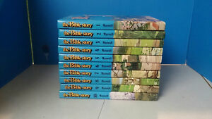 The Bible Story by Arthur S. Maxwell 10 Volume set Near mint Con
