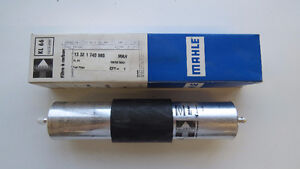 BMW E31 E46 1994-2001 Mahle Fuel Filter 13321740985 OEM