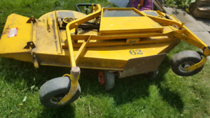 "62"" walker mower Deck"