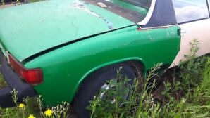 Prosche 914 - TWO (2) Project cars - $4250 for both