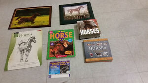 Horse Pictures And Books