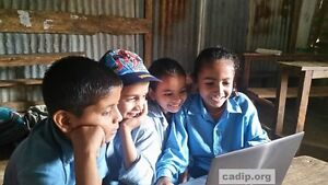 Teaching computer science in schools in Nepal