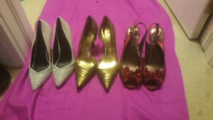 Brand name heels for sale