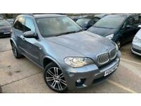 2012 BMW X5 3.0 40d M Sport Auto xDrive (s/s) 5dr SUV Diesel Automatic