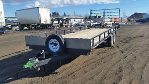 "CHECK THIS OUT!  2012 Trail Pro 102""W x 24' L - 10,000 lbs GVWR"