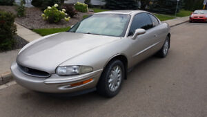 1996 Buick Riviera Coup