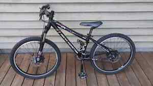 Rocky mountain soul 24 bike