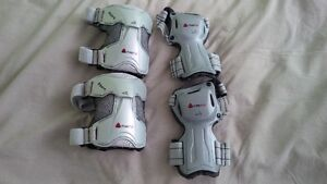 childs elbow and knee pads