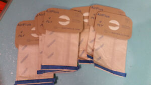 10 new/old stock Electrolux Vacuum Bags (style C)