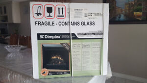 New Electric Fireplace - Dimplex