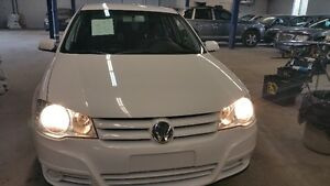 2008 Volkswagen Golf Automatic  with AC Bicorps
