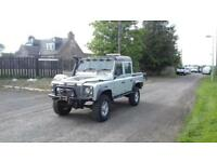 Land Rover 110 Defender 2.5Td5 Double Cab XS