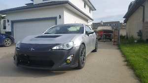 SCION FRS WITH LS1 ENGINE !!!
