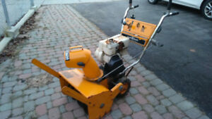 Snowblower 4hp-20""