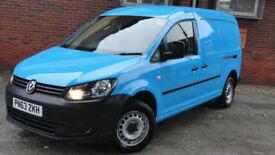 2013 63-reg Volkswagen Caddy Maxi 1.6TDI ( 102PS ) C20 Startline