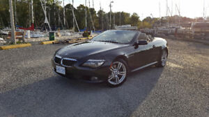 2008 BMW 6-Series 650i Coupe (2 door)