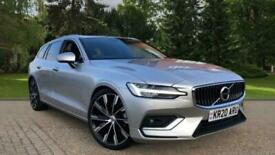 2020 Volvo V60 D4 Inscription Plus Auto Wint Automatic Diesel Estate