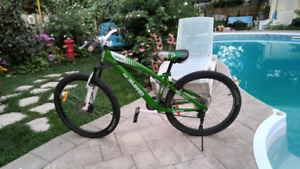 KRANKED REPUBLIC URBAN HYBRID BIKE 24 in yyuupp