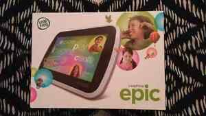 Leapfrog epic tablet with $60 games and Paw patrol