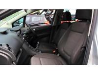 2017 Vauxhall Meriva 1.4i 16V Life 5dr Manual Petrol Estate
