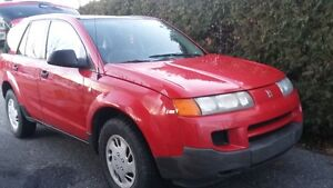 2003 Saturn VUE AWD- 4x4-