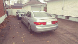 2005 Honda Accord Hybrid V6 Sedan - reduced from 4800- need room