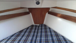 Fully Fitted Tanzer 26' Sailboat for Sale St. John's Newfoundland image 4
