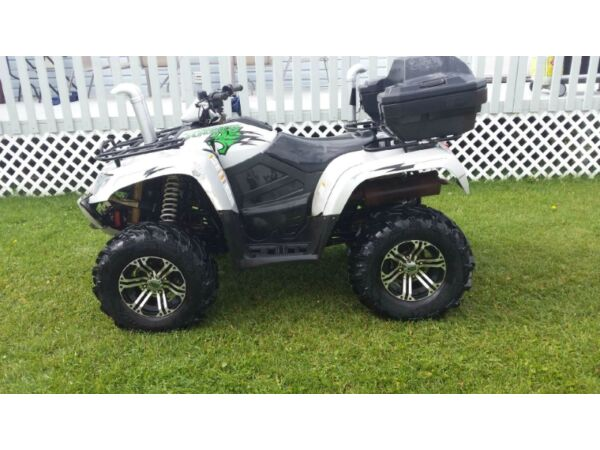 Used 2009 Arctic Cat Thundercat 1000