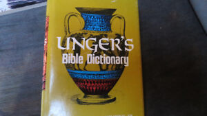 Ungers Bible Dictionary
