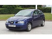 2004 Seat Ibiza 1.4 16v S 5dr