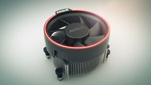 AMD Original AM4 Wraith-Spire Cooler with RGB *NEW*