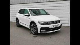 image for 2017 Volkswagen Tiguan 2.0 TDi 150 4Motion R-Line 5dr DSG Auto Estate diesel Aut