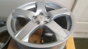 "OEM 17"" Alloy Rims (5x105) (+41.5mm)"