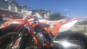 KTM 250 2 stroke motocross(Mint Condition)