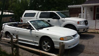 1996 Ford Mustang 4.6 convertible Cabriolet