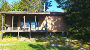 Cabin for Sale on Lake Kipawa