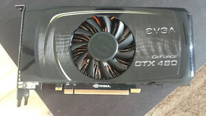 EVGA GeForce GTX 460 1 GB GDDR5 PCI-Express 2.0 Graphics Card