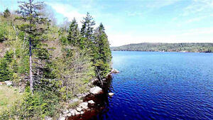 PRIME WATERFRONT ACREAGE ON PORTERS LAKE