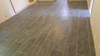 Flooring and Tiling Installation Services