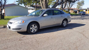 2008 Chevrolet Impala LS $4000 (NEGOCIABLE)