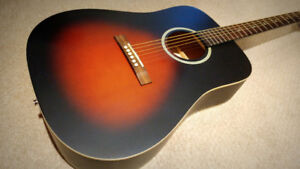 Recording King Acoustic Electric - $275