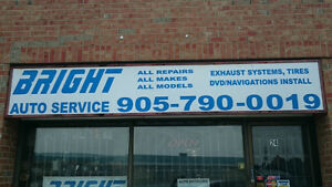 BRIGHT AUTO SERVICES - AUTO REPAIR