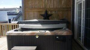 One and a half year old HOT TUB for Sale - GREAT DEAL! St. John's Newfoundland image 1